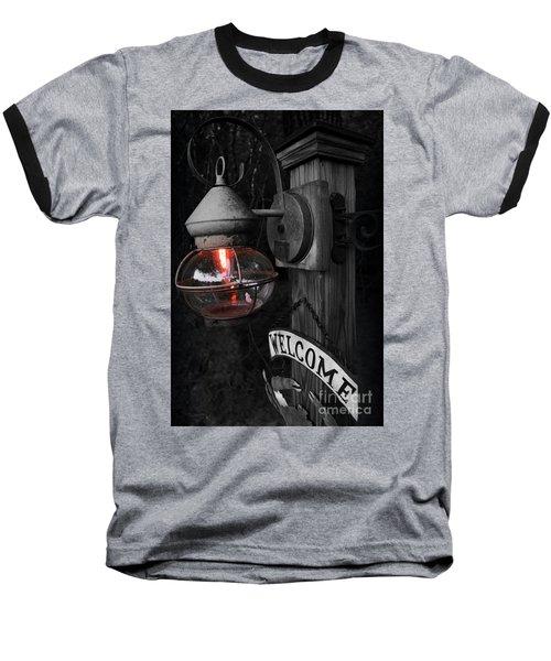 Baseball T-Shirt featuring the photograph Lantern by Brian Jones