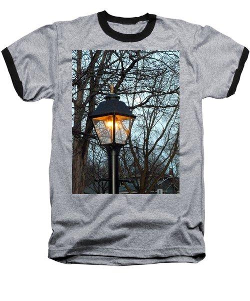 Lantern Baseball T-Shirt