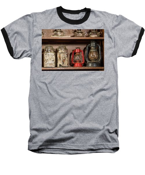Lanterns And Wicks Baseball T-Shirt