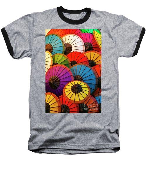 Laos_d639 Baseball T-Shirt