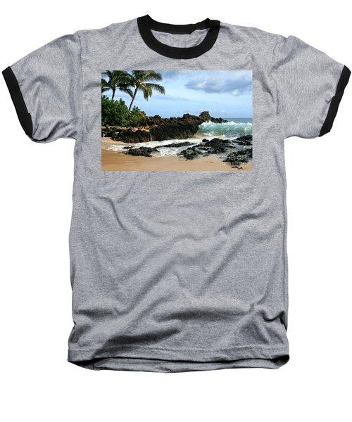 Lapiz Lazuli Stone Aloha Paako Aviaka Baseball T-Shirt