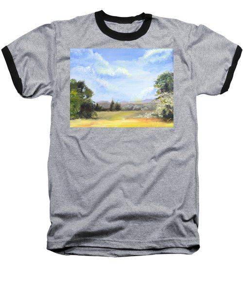 Lapoint Utah Baseball T-Shirt by Jane Autry