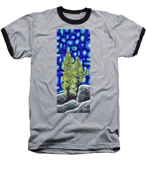 Larch Dreams 3 Baseball T-Shirt