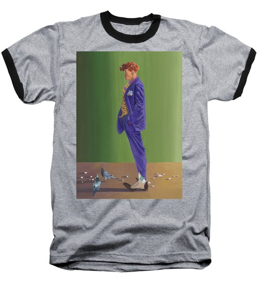 Larry Lightshoes Baseball T-Shirt