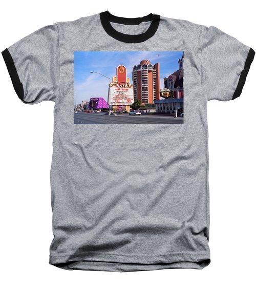 Las Vegas 1994 #1 Baseball T-Shirt by Frank Romeo