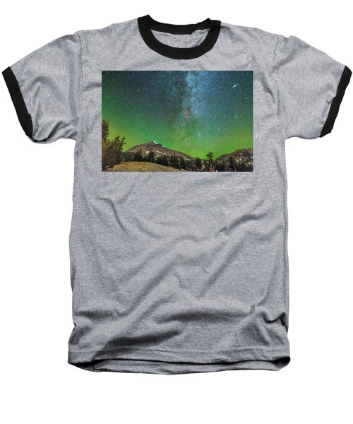 Lassen Nights Baseball T-Shirt