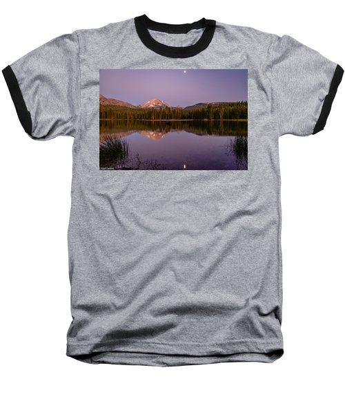 Lassen Peak Baseball T-Shirt