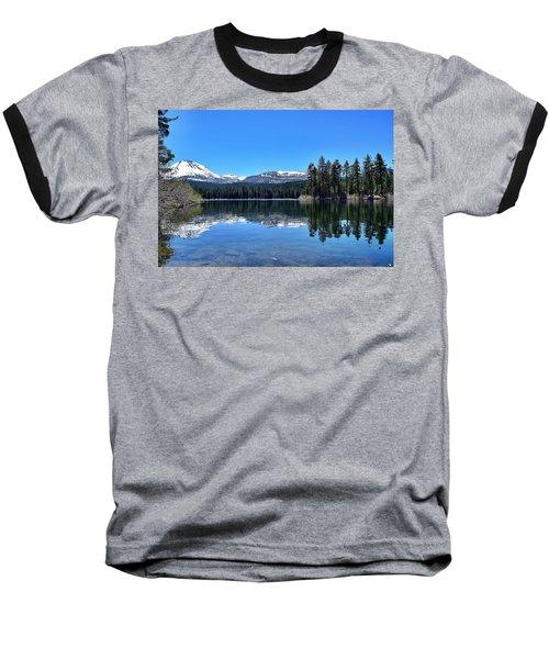 Lassen Volcanic National Park Baseball T-Shirt