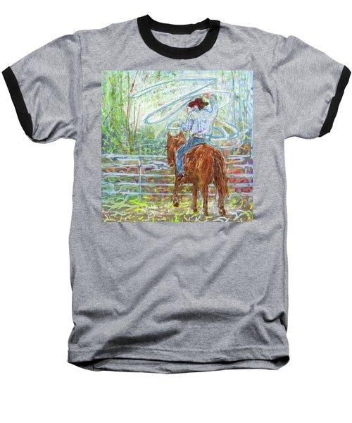 Lasso Baseball T-Shirt