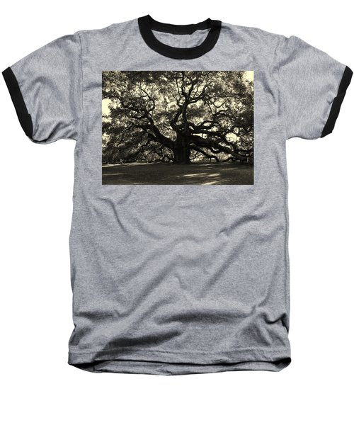 Last Angel Oak 72 Baseball T-Shirt
