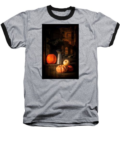 Last Autumn Sunlight Baseball T-Shirt