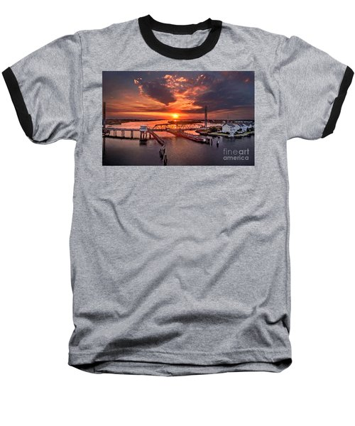 Last Days Baseball T-Shirt