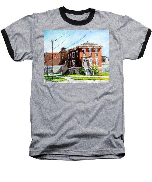 Last House Standing Baseball T-Shirt