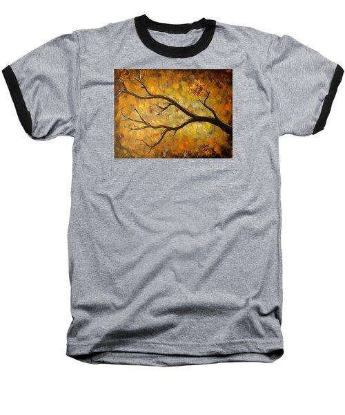 Last Leaf Baseball T-Shirt