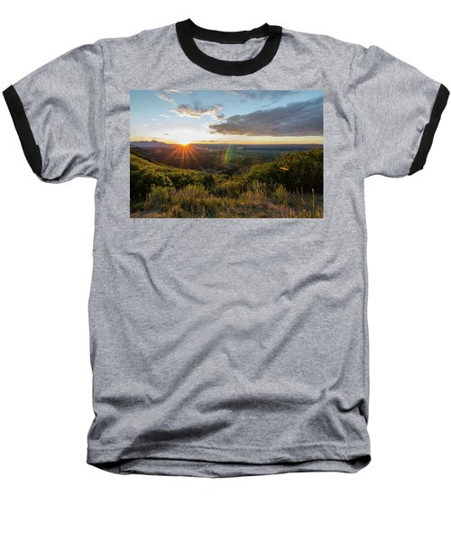 Last Rays Baseball T-Shirt