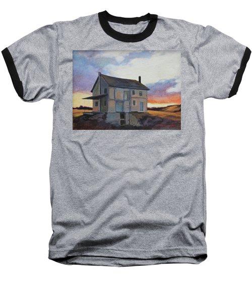 Last Stand Baseball T-Shirt by Andrew Danielsen