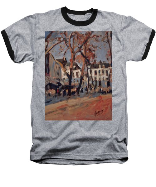 Last Sunbeams Our Lady Square Maastricht Baseball T-Shirt