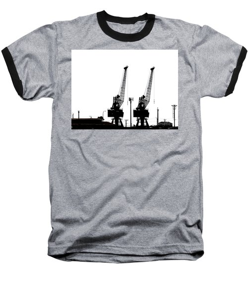 Baseball T-Shirt featuring the photograph Last To The Ark by Stephen Mitchell