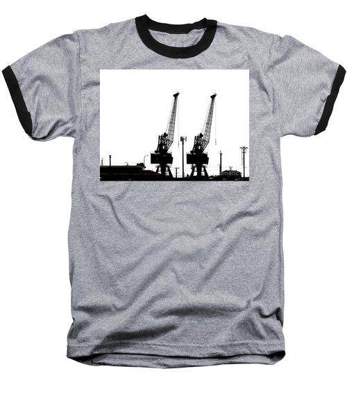 Last To The Ark Baseball T-Shirt
