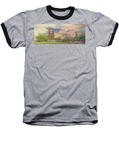 Lasting Impression - Prague Baseball T-Shirt
