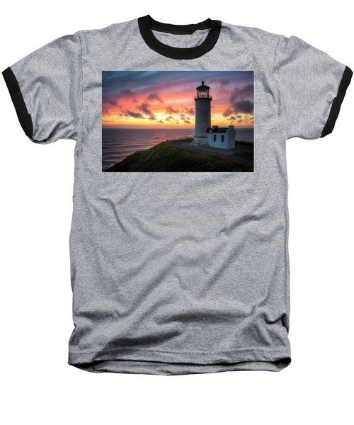 Lasting Light Baseball T-Shirt by Ryan Manuel