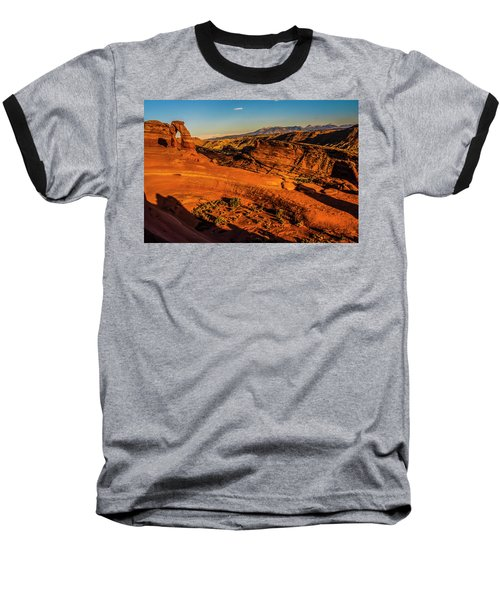 Late Light Baseball T-Shirt