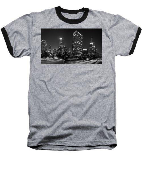 Late Night La Baseball T-Shirt