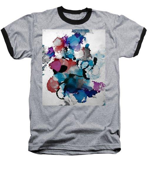 Late Night Magic Baseball T-Shirt by Alika Kumar