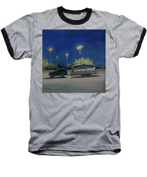 Late Night Shopping Baseball T-Shirt
