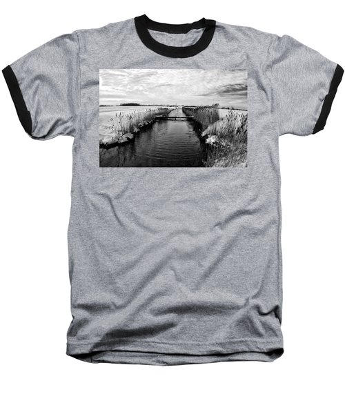 Late Spring Baseball T-Shirt by Kevin Cable