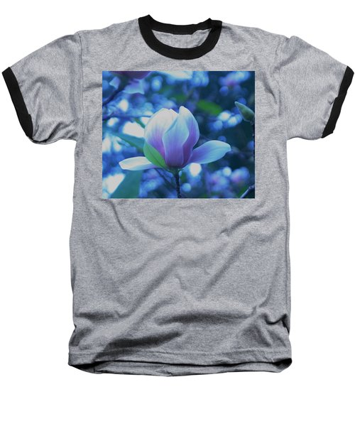 Baseball T-Shirt featuring the photograph Late Summer Bloom by John Glass