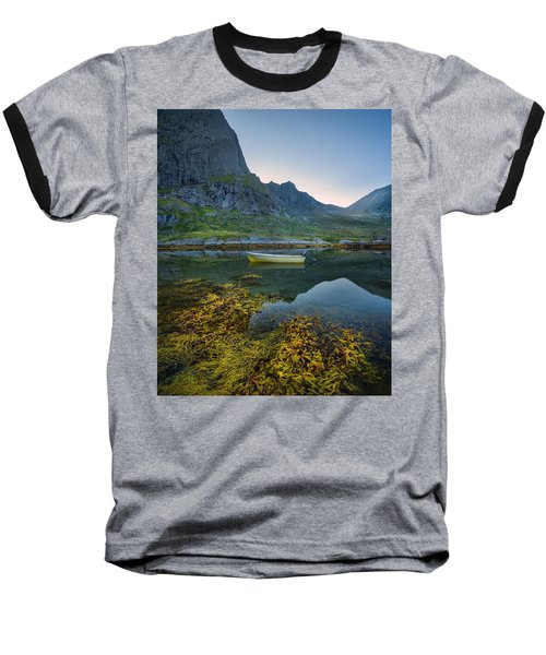 Baseball T-Shirt featuring the photograph Late Summer by Maciej Markiewicz