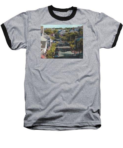 Late Summer Nantucket Baseball T-Shirt