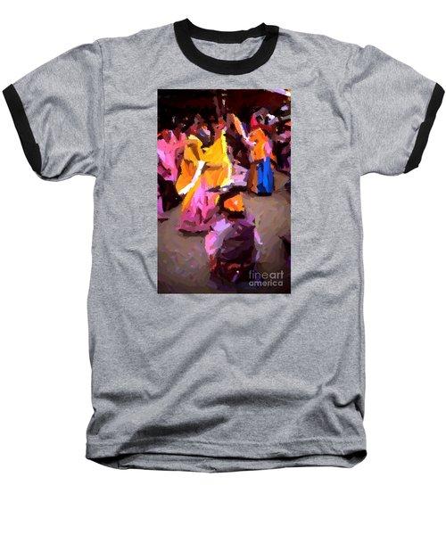 Lathmaar Holi Of Barsana-6 Baseball T-Shirt