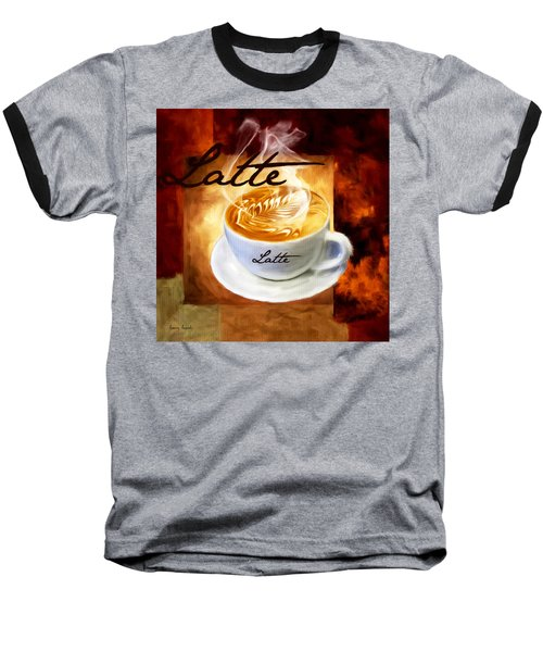 Latte Baseball T-Shirt