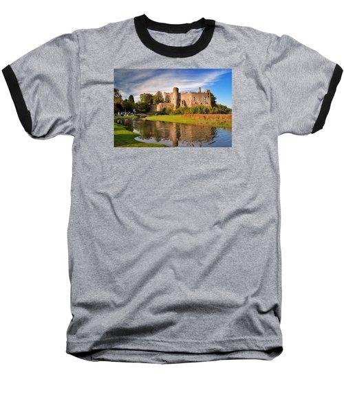 Laugharne Castle 1 Baseball T-Shirt