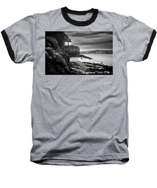 Dylan Thomas Boathouse 5 Baseball T-Shirt
