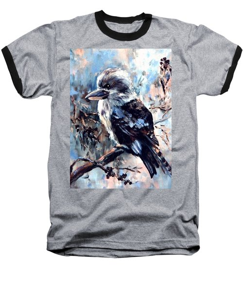 Laughing Kookaburra Baseball T-Shirt