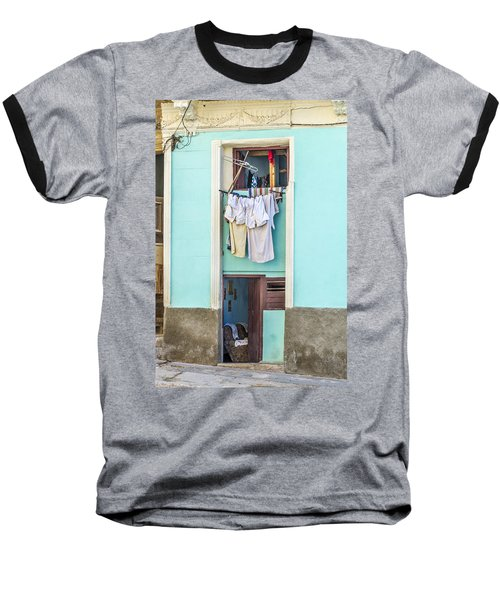 Laundry Day Baseball T-Shirt