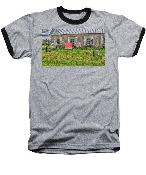 Laundry Baseball T-Shirt