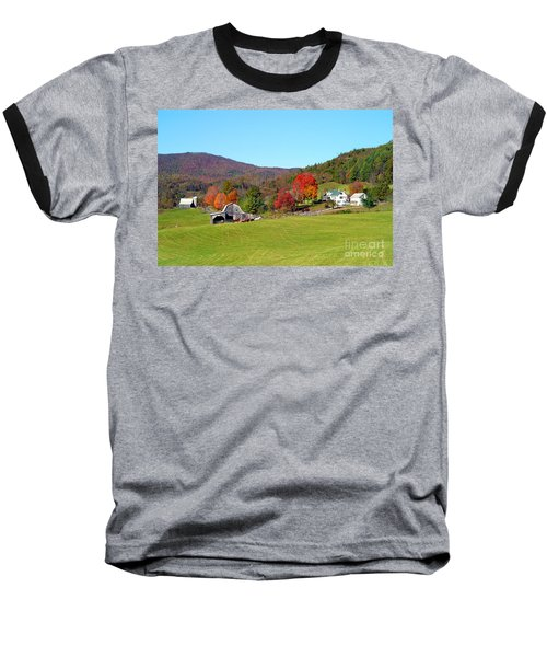 Laura's Farm Baseball T-Shirt
