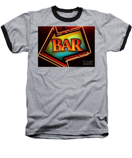 Laurettes Bar Baseball T-Shirt