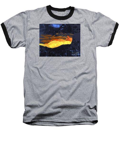Lava Flow Baseball T-Shirt