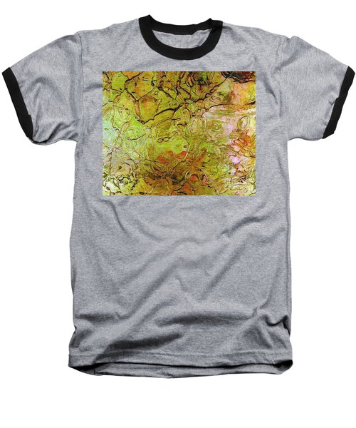 Lava Glass Baseball T-Shirt