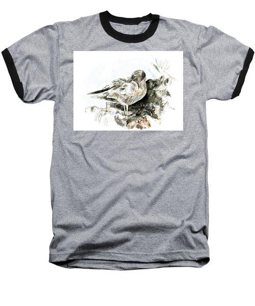 Lava Gull Baseball T-Shirt