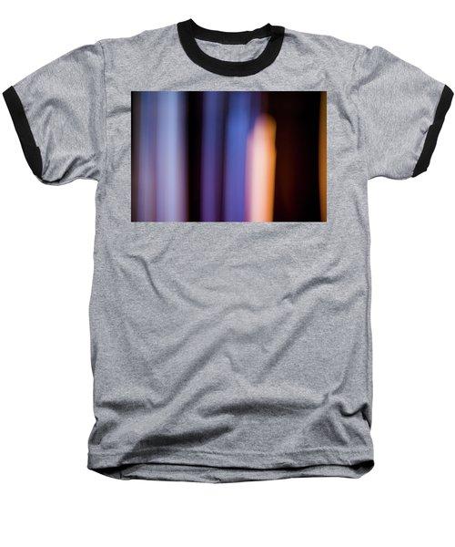 Lavender And Rose Gold No. 2 Baseball T-Shirt