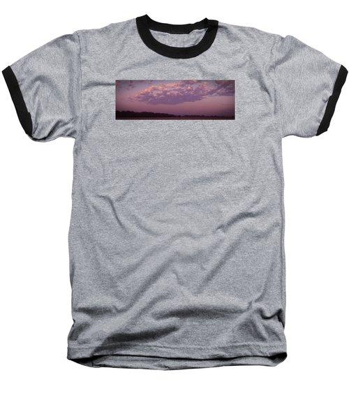 Lavender Morning Baseball T-Shirt