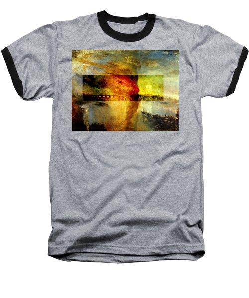 Layered 12 Turner Baseball T-Shirt by David Bridburg