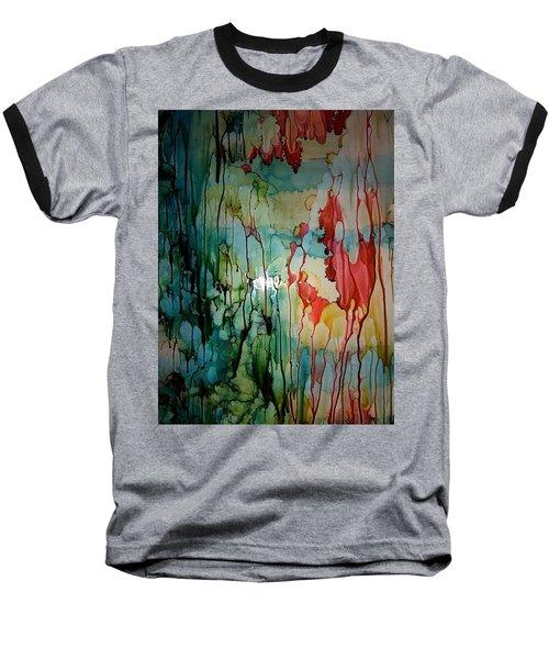 Layers Of Life Baseball T-Shirt