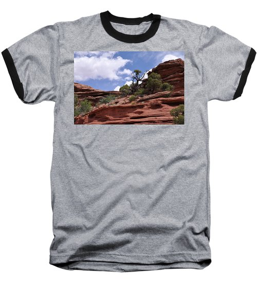 Layers Upon Layers Baseball T-Shirt